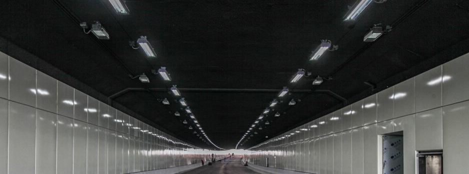 城市隧道照明