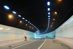 城西干道隧道照明 常州世明