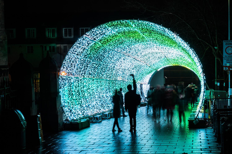 常州世明 隧道照明